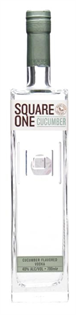 Square One Vodka Cucumber Organic 750ml